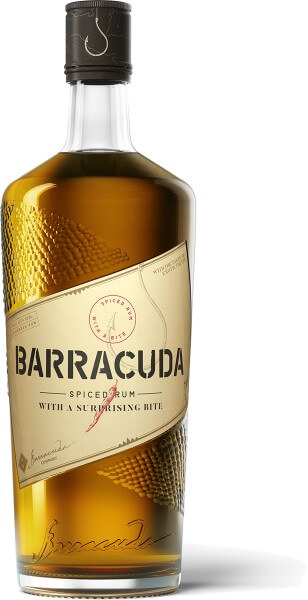 Barracuda Spiced Rum 35%vol. 0,7L