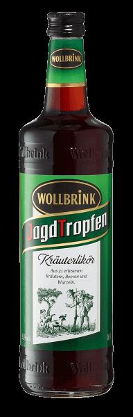 Wollbrink Jagdtropfen 32% 0,7 L