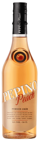 Pepino Peach 0,7 L 15%vol.