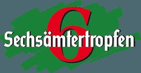 Logo Sechsämtertropfen