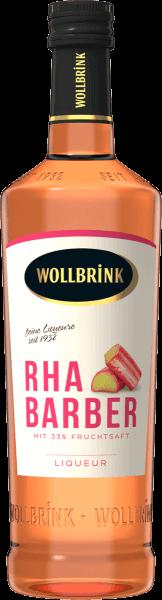 Wollbrink Rhabarber 15% 0,7 L