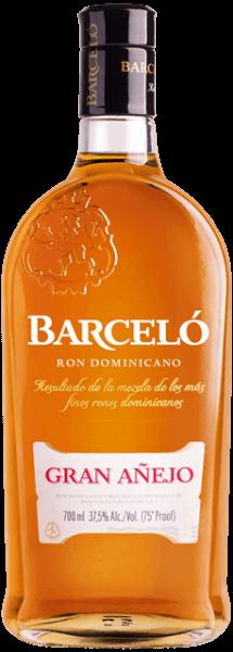 Barceló Gran Añejo 0,7L 37,5% vol.