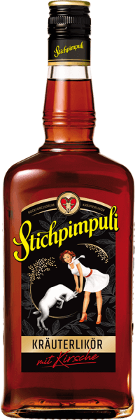 Stichpimpuli bockforcelorum 0,7L 35% vol.